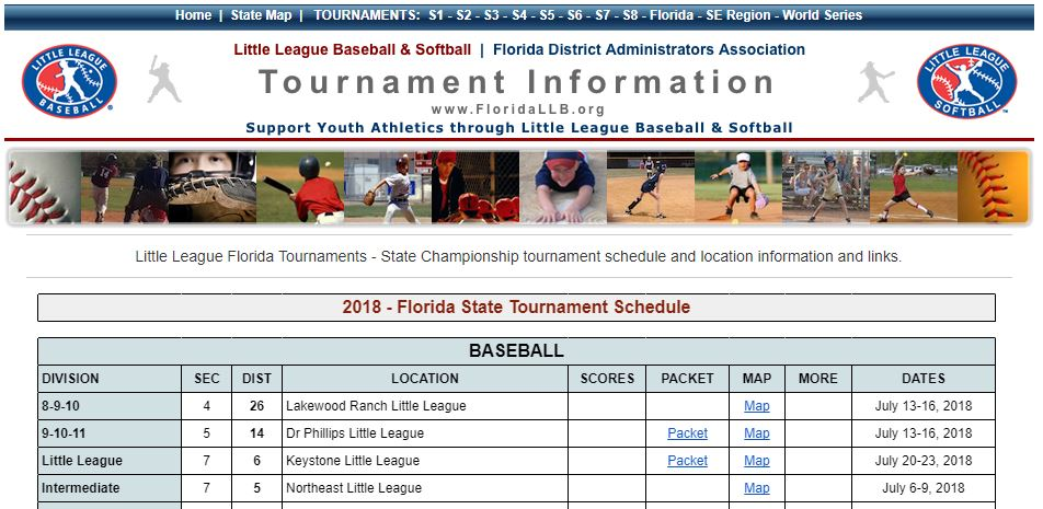 Florida Tournaments